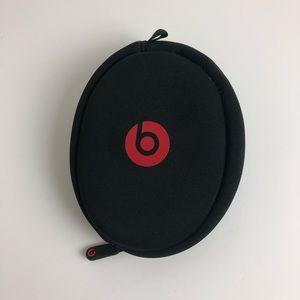 BUNDLE Beats Replacement Case Black Empty Red B